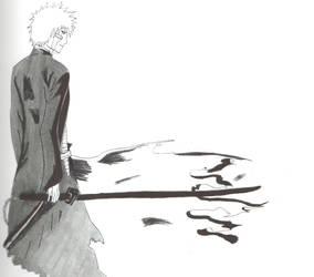 Ichigo Kurosaki by elfooscuro