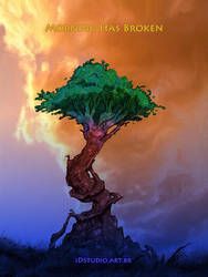 Tree design experiments by Rajabally