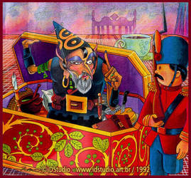 The Little Tin Soldier by Rajabally