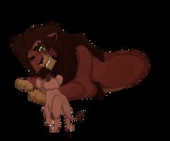 Nightmares (The Lion King) by YagiKozel