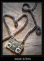 - music is love - by katt92