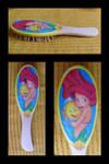 Ariel's brush by Ermy