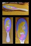 Aurora's brush by Ermy