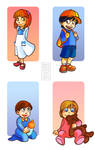 Childish Children by Ermy