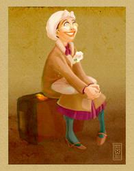 Chrissy by Ermy