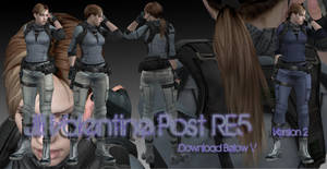 Jill Valentine Post RE5 [Download Available] by xXLife-Starts-NowXx