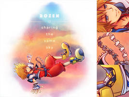 KH - Sharing the Same Sky by akayashi