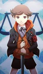 Persona - Justice Arcana by akayashi