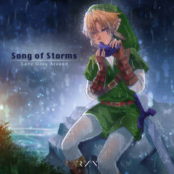 Rozen - Song of Storms: Love Goes Around by akayashi