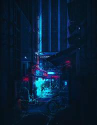 nightscape by suffaru