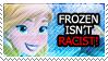 Frozen Isn't Racist. by TheArtOfNotLikingYou