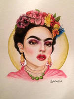 Frida Edit by CatalinaBalli