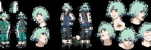 [Boruto OC] Ayu`s profile by Luchi26