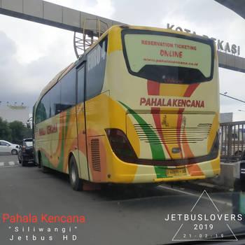 Javanese Runner: The Siliwangi by JETBUSLOVERS