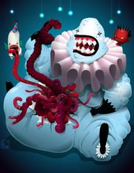 Gluttony by grelin-machin