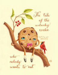 The Unlucky Cookie by grelin-machin