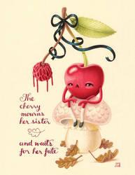 Mourning Cherry by grelin-machin