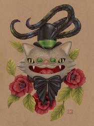 Lord McCat by grelin-machin