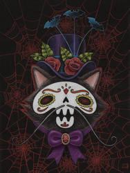 Sugar Cat by grelin-machin
