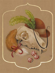 Death of Sir Robert Fox by grelin-machin