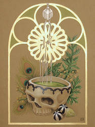 Absinthe by grelin-machin