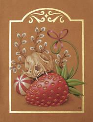 Strawberry Lover by grelin-machin