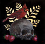 Cardinal by grelin-machin