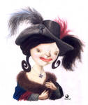 Duchess Rosenthal by grelin-machin