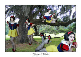 Disney Whores: Snow White by BlackxLipgloss