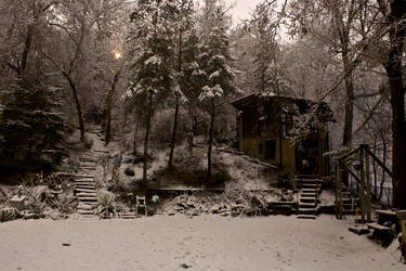 Snowfall by BlackxLipgloss