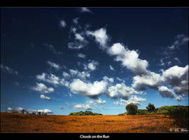 Clouds on the Run ... by Marcello-Paoli