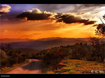 Horizons by Marcello-Paoli