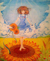 summer girl by Inga2000