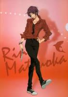 Rin Matsuoka by Inga2000