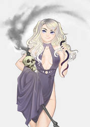Lilith by Inga2000