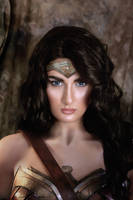 Wonder woman  (Diana Prince) cosplay by Lust-ik