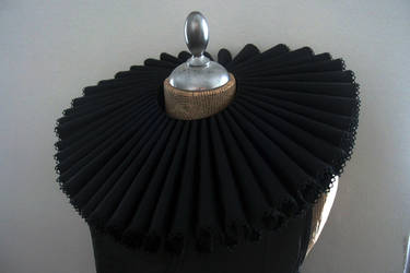 Black Neckruff by Morgan-Timblene