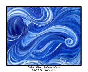 Cobalt Winds by vandyfaye