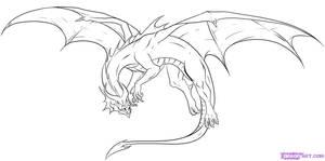 Dragon Base by XxWhiteShadow96xX