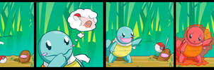 Squirtle: Not Exactly As Planned by SHIBUYA401