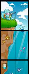 Squirtle: Deadliest Catch by SHIBUYA401