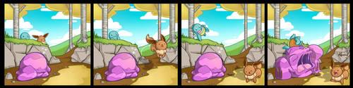 Squirtle: Muking Around by SHIBUYA401