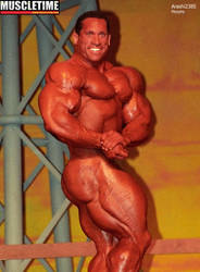 Dave Palumbo 2 - 1 by Arashi2385