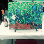 Irises by Nullibicity