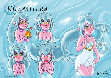 3. Kid Mitera (character sheet) by kukadot