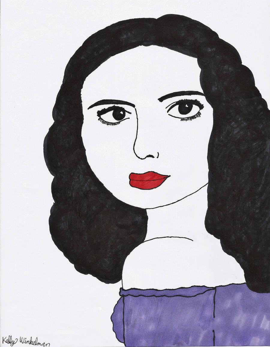 Adriana Caselotti By Twili Princess Kelly