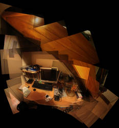 PhotoStitch 1: Workstation by mrmevs