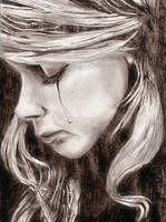 Sorrow by mandaren