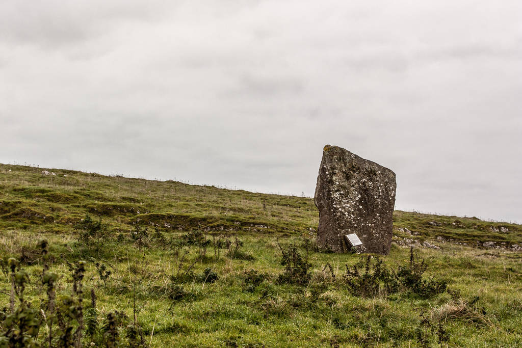The Standing Stone by exosquelette