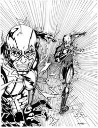 Flash:Reverse Print  by TravisMercer1017